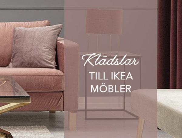 Allt i IKEA klädslar